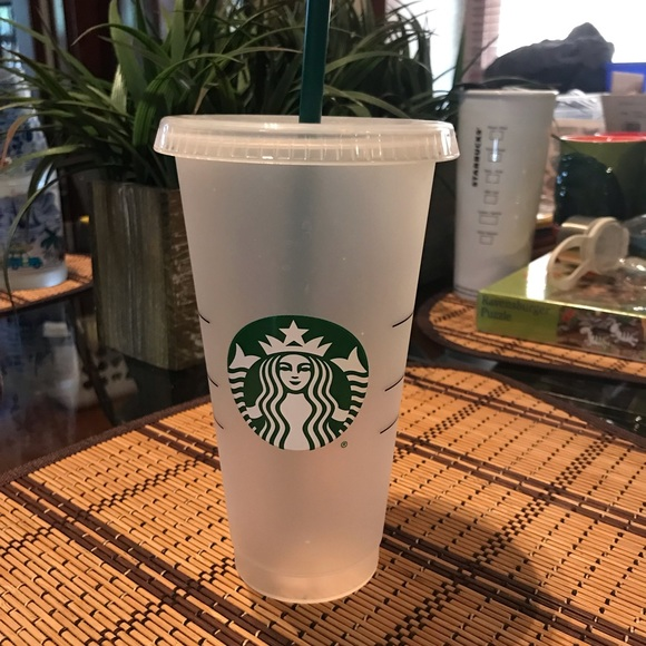 Starbucks Reusable Venti Cold Drink Cup